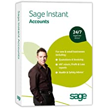 Sage Instant Accounts V16