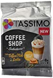 Tassimo Kapseln Coffee Shop Selections Toffee Nut Latte, 40 Kaffeekapseln, 5er Pack (5 x 268 g)