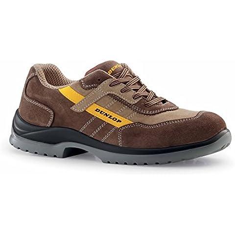 Dunlop Fast Response - Zapatos de protección laboral S1P SRC