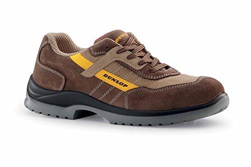 Scarpe Antinfortunistiche Uomo Dunlop Dl020100 Marrone