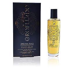 OROFLUIDO Original Elixir Haaröl mit Arganöl, für Geschmeidigkeit und Glanz, 100 ml