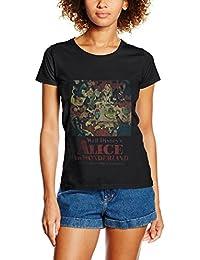 Disney Alice In Wonderland Vintage Poster - Camiseta sin mangas Mujer
