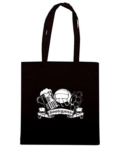 T-Shirtshock - Borsa Shopping TUM0109 CASUAL UNITED Nero