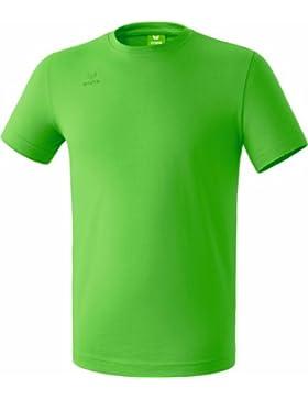 Erima GmbH Teamsport Camiseta, Unisex niños, Verde, 128
