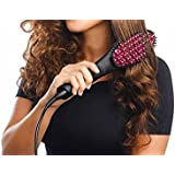 HOUSE OF QUIRK Simply Straight Hair Straightening (Black, Pink)
