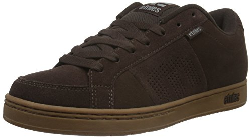 EtniesKingpin - Scarpe da Skateboard uomo , Marrone (Brown (Dark Brown919)), 43