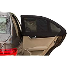 Chenqi Car Sun Shades para niños (paquete de 2) -Universal Fit Car Side