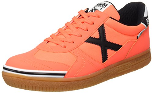 Munich G3 Básic, Futsal Mixte Adulte Orange