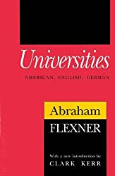 Universities: American, English, German (Foundations of Higher Education)
