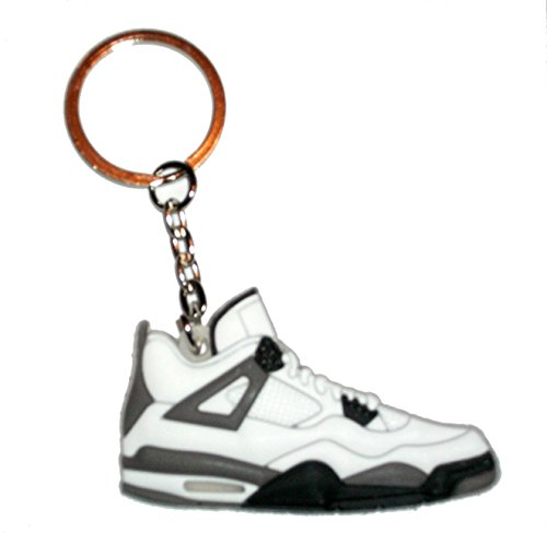 air-jordan-4-keyring-keychain-white-cement