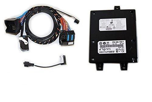 VW Bluetooth Premium 5K0 035 730 E RNS 510 310 315 RCD510 iPhone UHV FSE 5K0035730E gleich 7P6035730 M