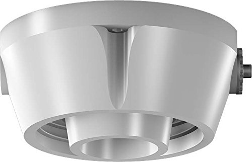 RZB 59250.002 E27 White – Ceiling Lighting (White, IP40, Surfaced, Ceramic, II, CE, WEEE)