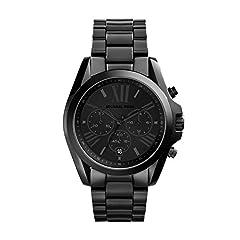 Idea Regalo - Michael Kors cronografo al Quarzo Orologio da Polso MK5550