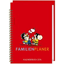 Peanuts Familienplaner Buch 2014