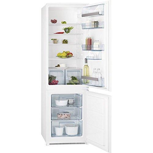 AEG SCS61800S1 Einbau Kühl-Kombination Kühlgerät Kühlschrank Gefrierteil 178cm