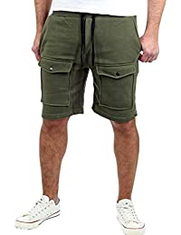 Mymyguoe Shorts Herren Sommer Männer Sport Hosen Kurz Tasche