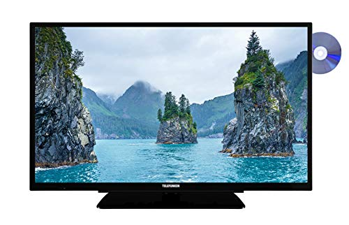 Telefunken XF32G519D 80 cm (32 Zoll) Fernseher (Full HD, Triple Tuner, Smart TV, Prime Video, DVD-Player integriert, Bluetooth)