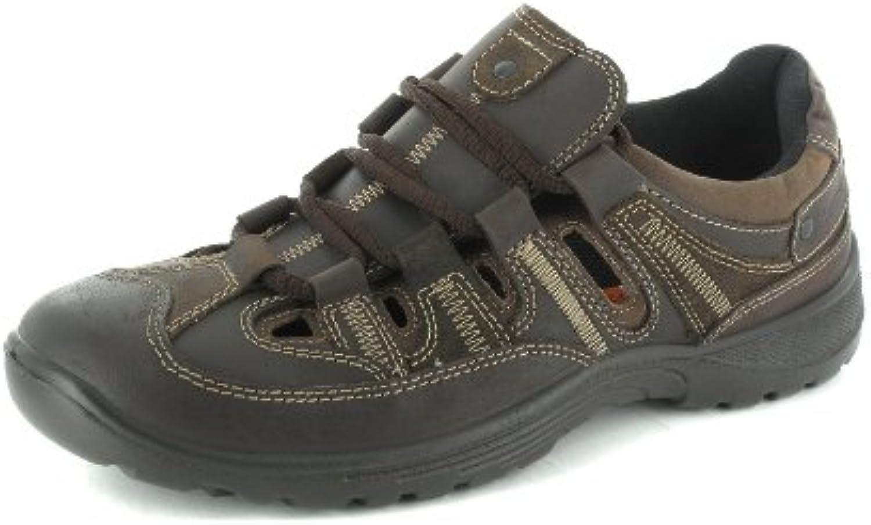 Jomos Herrenschuhe Sandalen offene Schuhe von Größe 38   53 Braun  Größe:41