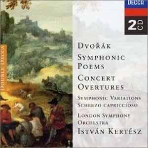 Dvorak: Symphonic Poems / Concert Overtures / Symphonic Variations / Scherzo Capriccioso