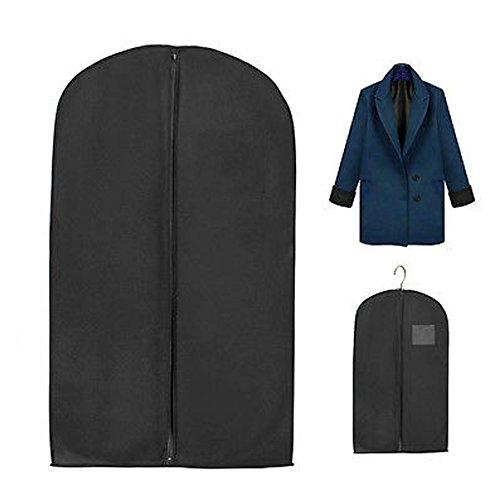 Con cremallera traje cuidado bolso 58cm x 96cm–libre de polvo ropa Protector