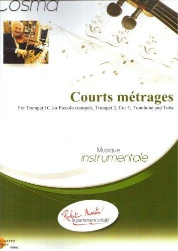 ROBERT MARTIN COSMA V    COURTS MTRAGES