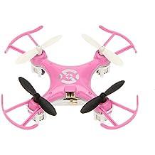Goolsky Bayangtoys X6 Mini Drone 2.4G 6-Axis Gyro 4-CH RC Quadcopter con LED Luces