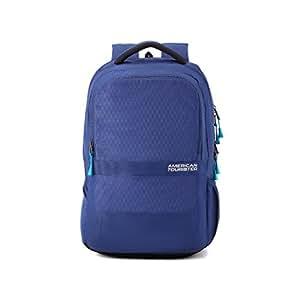 American Tourister 29 Ltrs Blue Laptop Backpack (AMT TECH Q Laptop BKPK01 Blue)
