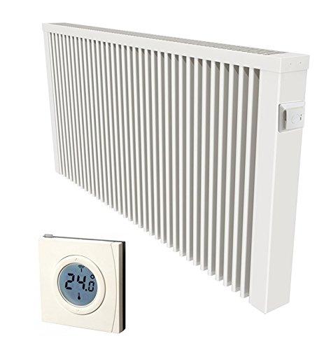 Thermotec Flächenspeicherheizung 650W mit App-Connect, Steuerung mit Smartphone über Internet möglich