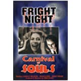 Carnival Of Souls - Cult Classic Horror Movie DVD