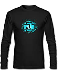 Rammstein Printed For Mens Long Sleeves Outlet