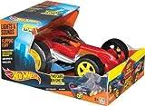 "Hot Wheels ""Light n Sound Flipping Fury"" Vehicle"