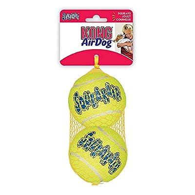 KONG Squeakair Dog Toy Tennis Ball
