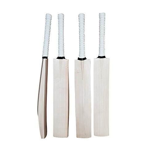 New plain Grade 1 Genuine English Willow cricket bat nurtured in UK