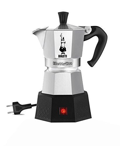 Bialetti Espressokocher Elektrisch 2 Tassen Test Analyse Jan