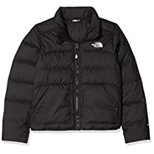 The North Face G Andes Down Jacket Insulated Mixte Enfant, TNF Black, FR : M (Taille Fabricant : M)