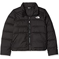 The North Face 3NKU Chaqueta de Plumón, Unisex Niños, Negro, M