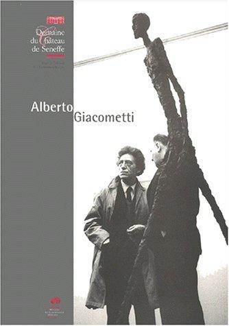 Giacometti : Exposition, Fondation Maeght de Saint-Paul-de-Vence, château de Seneffe (15 octobre 2000-15 janvier 2001)