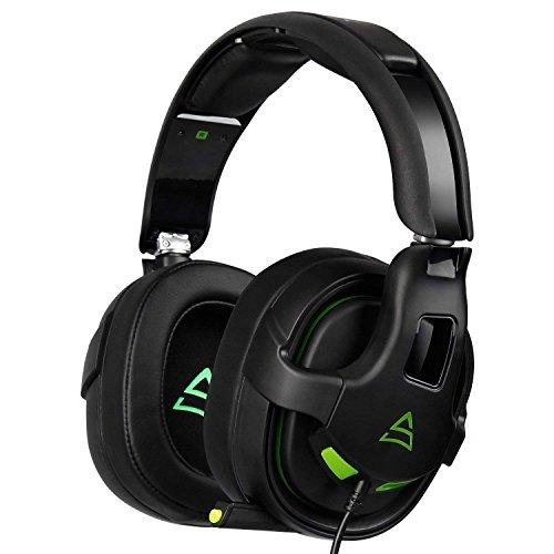 SUPSOO G818 PlayStation 4 Nuova cuffia stereo Xbox One Cuffie da gioco  Over-Ear con eb612404d1d7