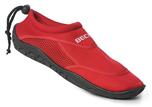 Beco Chaussures de bain Surf rouge