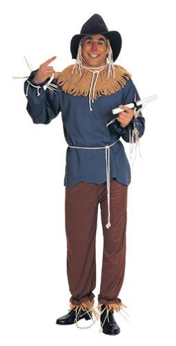 Vogelscheuche Kostüm für Erwachsene (Oz Vogelscheuche Kostüm)