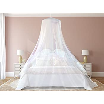 1 The Best Mosquito Net For Double Bed Canopy