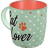 Nostalgic-Art 43029 Animal Club - Cat Lover, Tasse