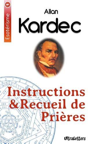 Instructions & recueil de prières par  (Broché - Feb 25, 2019)
