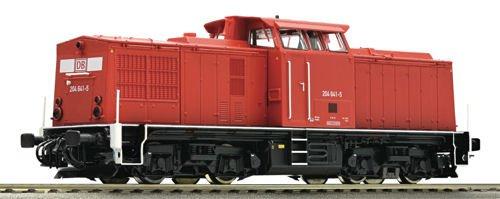 Roco 72859 Spur H0 Diesellok BR 204, DB AG, Ep. V-VI incl.DCC Decoder DC