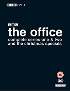 The Office - Complete Series One & Two and The Christmas Specials [2001] [DVD]