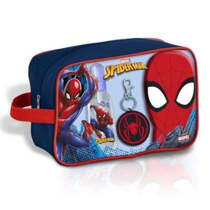 Spiderman Neceser baño Colonia Fragancia EDT 90Ml
