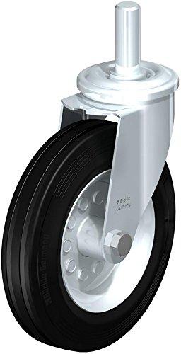 BLICKLE lez-ve 200r-22Lenkrolle, 20cm Rad Durchmesser, 451lb. Tragkraft (20 Roulette-rad)