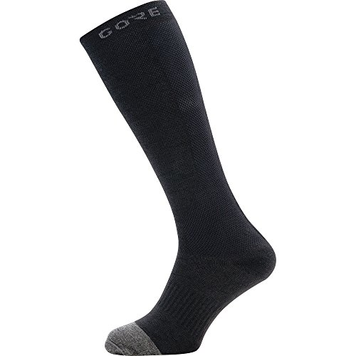 Gore Running Wear 100231 Chaussettes Mixte Adulte, Black/Graphite Grey, FR : XL (Taille Fabricant : 41-43)