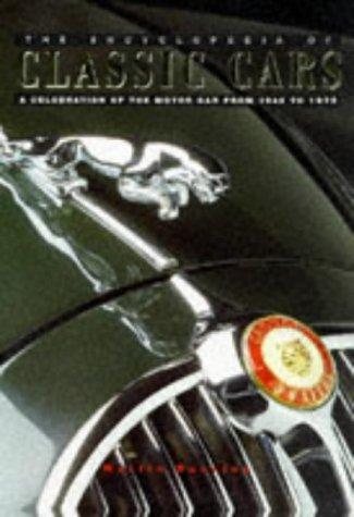 The Encyclopedia of Classic Cars por Martin Buckley