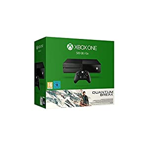 Xbox One 500GB Konsole – Bundle inkl. Quantum Break und Alan Wake